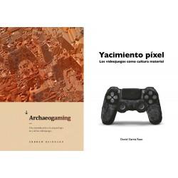 Pack arqueología y videojuegos