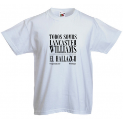 Camiseta «Todos somos...