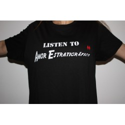 Camiseta «Amor Estratigráfico»