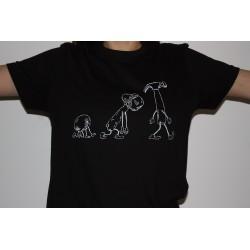 Camiseta «Evolución»